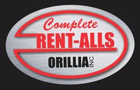 Complete RentAlls Logo