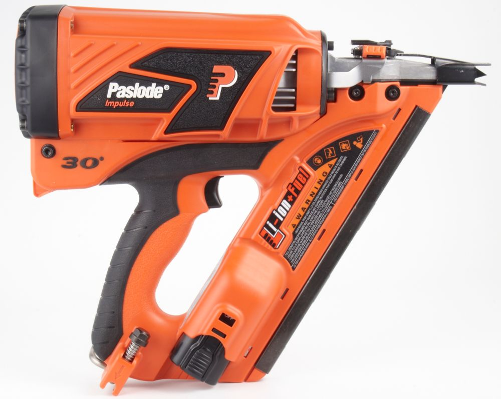 Paslode Cordless Framing Nailer Equipment